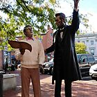 """The Return Visit............Or Is This """"Perry Como meets Lincoln"""" ?  by Bine"""