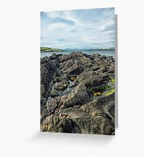 Lunga, Argyll and Bute Greeting Card