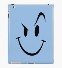 Naughty Smiley Funny Geek Nerd iPad Case/Skin