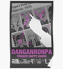 Danganronpa Trigger Happy Havoc Poster