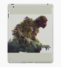 mortal kombat. scorpion iPad Case/Skin