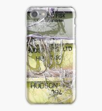 Stack Of Fishing Net Skips iPhone Case/Skin