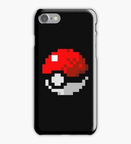pokéball iPhone Case/Skin