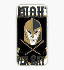 LV Golden Knights Never Die 2 iPhone Case