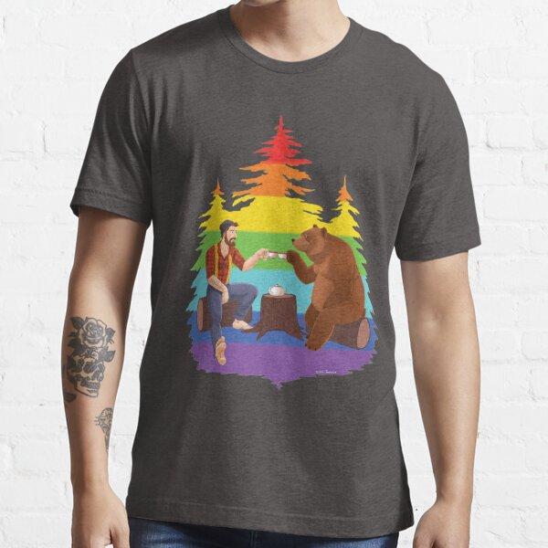 Gentleman's Tea - Pride Edition Essential T-Shirt