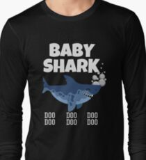 Baby Shark t shirt Long Sleeve T-Shirt