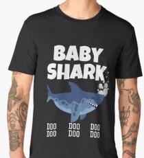 Baby Shark t shirt Men's Premium T-Shirt
