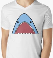 Shark V-Neck T-Shirt