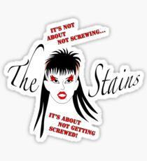 The Fabulous Stains Sticker