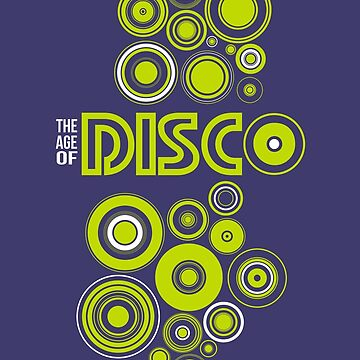 The Age Of Disco by HelenaSimmons