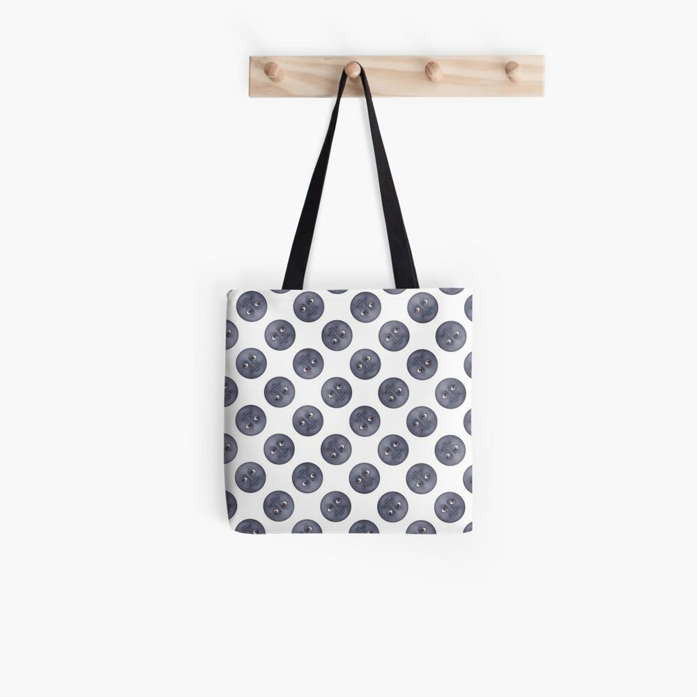 Der Mond Emoji Stofftasche