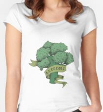 broc Fitted Scoop T-Shirt