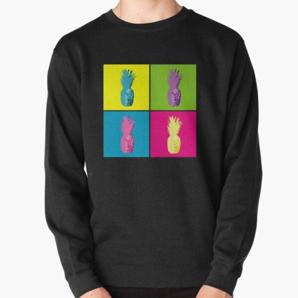Pineapple Pop Pullover Sweatshirt