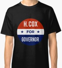 John H. Cox For Governor of California Classic T-Shirt