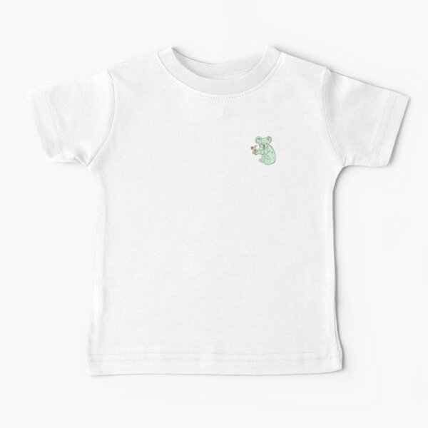 Koala sediento Camiseta para bebés