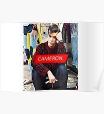CAMERON. Poster