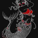 Mermaid Tattoo by pixelwolf