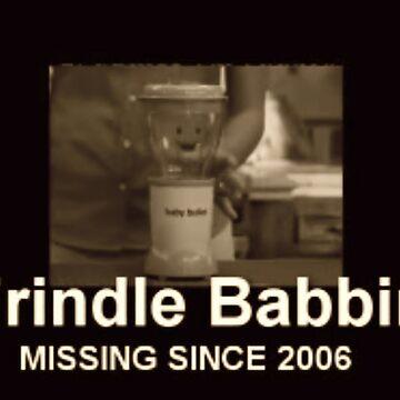 Frindle Babbin by subtlestitchery