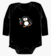 cute penguin One Piece - Long Sleeve