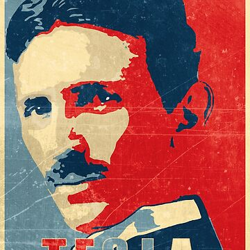 Nikola Tesla - The Greatest Man That Ever Lived by TheCrossroad