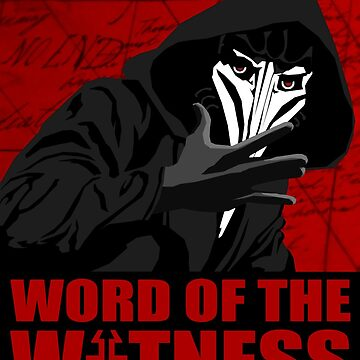 12 MONKEYS: Word of the Witness by cabinboy100