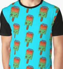 Gameboy Popsicle V.1 Graphic T-Shirt