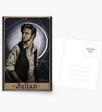 julianisch Postkarten