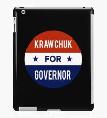Ken Krawchuk For Governor of Pennsylvania iPad Case/Skin