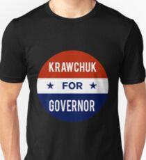 Ken Krawchuk For Governor of Pennsylvania Unisex T-Shirt