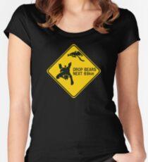 Drop Bear Women's Fitted Scoop T-Shirt