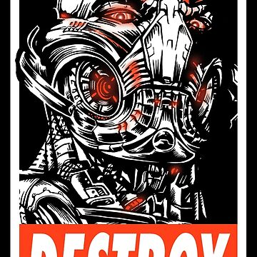 DESTROY by KKTEE