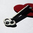 Key to my heart by Cordelia