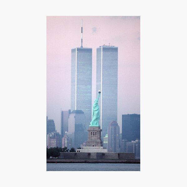 Liberty Memories Photographic Print