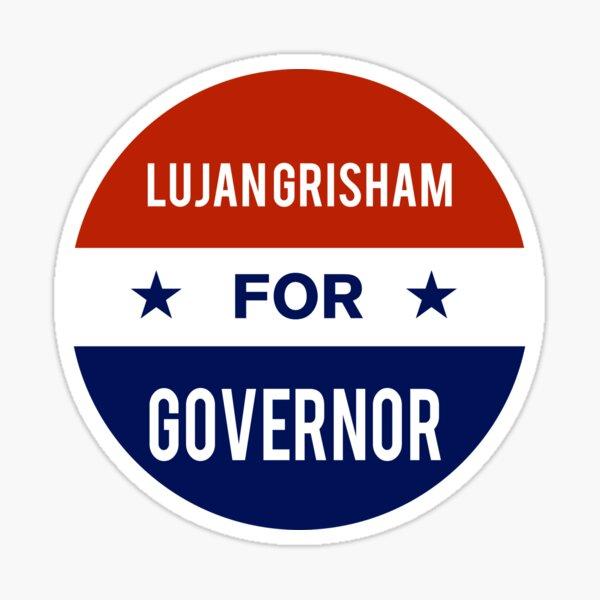 Michelle Lujan Grisham For Governor of New Mexico Sticker