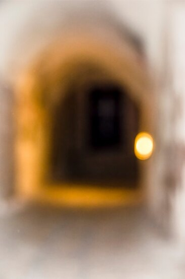 The light at the end of the tunnel - Soft Focus  by PhotoStock-Isra