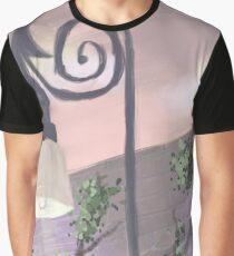 Lamp-scape Graphic T-Shirt