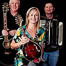 Portrait: Miltonbel Road trio by Vanessa Pike-Russell