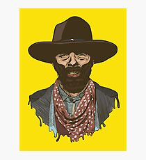 """Buford """"Mad Dog"""" Tannen Photographic Print"""