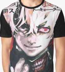 Camiseta gráfica Kaneki