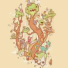 Forest Folk by MathijsVissers