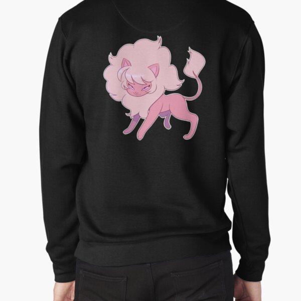 Pink Diamond Cat Sudadera sin capucha