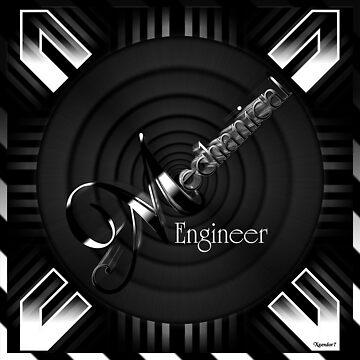 Mechanical Engineer Deco Flare by xzendor7