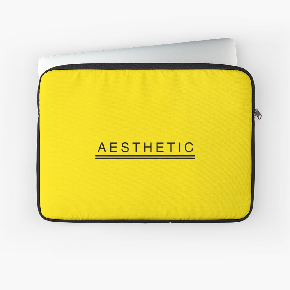 Yellow Aesthetic Iphone Case Cover By Iramune Redbubble