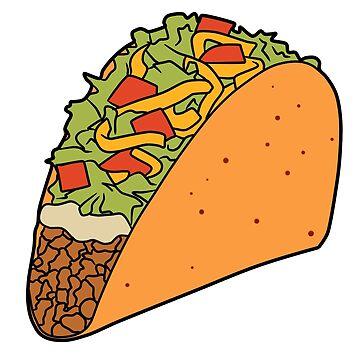 taco by daisy-sock