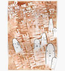 Me, Me, Me, You Poster