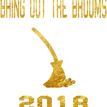 bring out the  brooms by moutassie