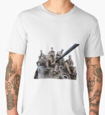 Fury Men's Premium T-Shirt