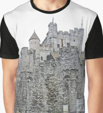 Gravensteen Graphic T-Shirt