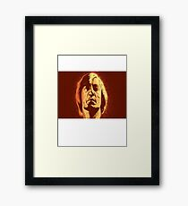 No Country for Old Men Framed Print