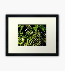 Corporate Jungle Framed Print